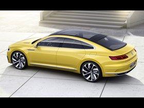 Ver foto 5 de Volkswagen Sport Coupe Concept 2015