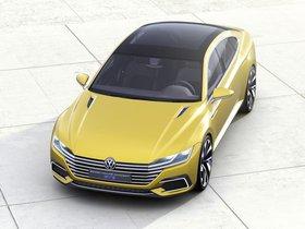 Ver foto 4 de Volkswagen Sport Coupe Concept 2015