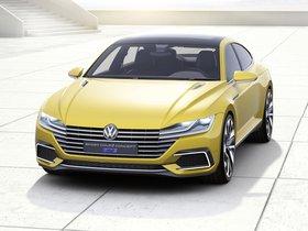 Ver foto 3 de Volkswagen Sport Coupe Concept 2015