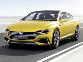 Ver foto 2 de Volkswagen Sport Coupe Concept 2015