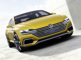 Ver foto 1 de Volkswagen Sport Coupe Concept 2015