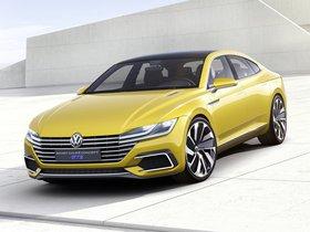 Ver foto 18 de Volkswagen Sport Coupe Concept 2015