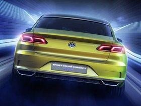 Ver foto 17 de Volkswagen Sport Coupe Concept 2015