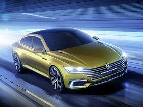 Ver foto 16 de Volkswagen Sport Coupe Concept 2015
