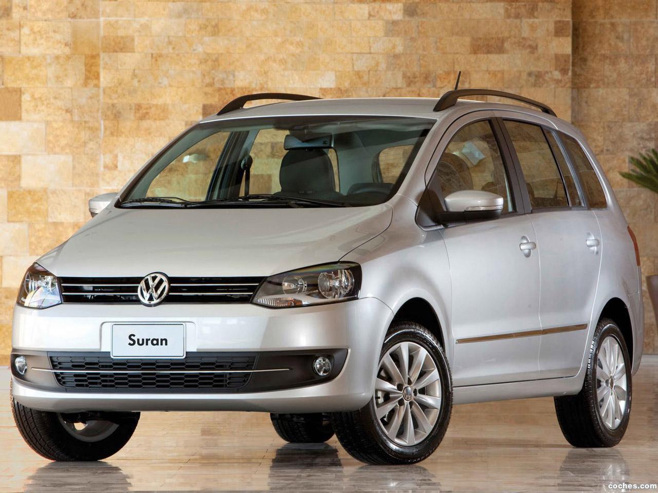Foto 0 de Volkswagen Suran 2010
