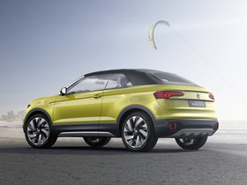 Ver foto 14 de Volkswagen T Cross Breeze Concept