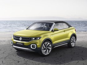 Ver foto 13 de Volkswagen T Cross Breeze Concept