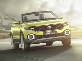 Ver foto 12 de Volkswagen T Cross Breeze Concept