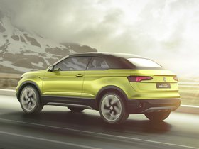 Ver foto 11 de Volkswagen T Cross Breeze Concept