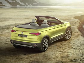 Ver foto 9 de Volkswagen T Cross Breeze Concept