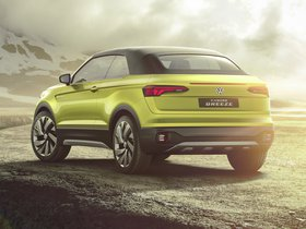 Ver foto 8 de Volkswagen T Cross Breeze Concept