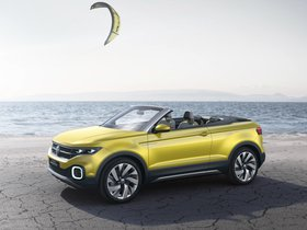Ver foto 7 de Volkswagen T Cross Breeze Concept