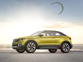 Ver foto 6 de Volkswagen T Cross Breeze Concept