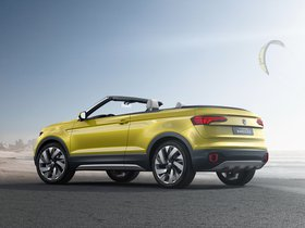 Ver foto 3 de Volkswagen T Cross Breeze Concept
