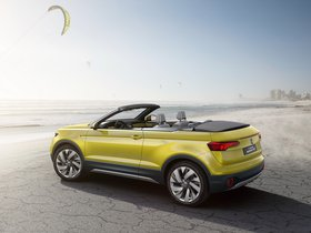 Ver foto 2 de Volkswagen T Cross Breeze Concept