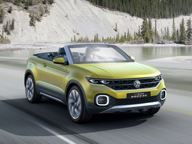 Ver foto 18 de Volkswagen T Cross Breeze Concept