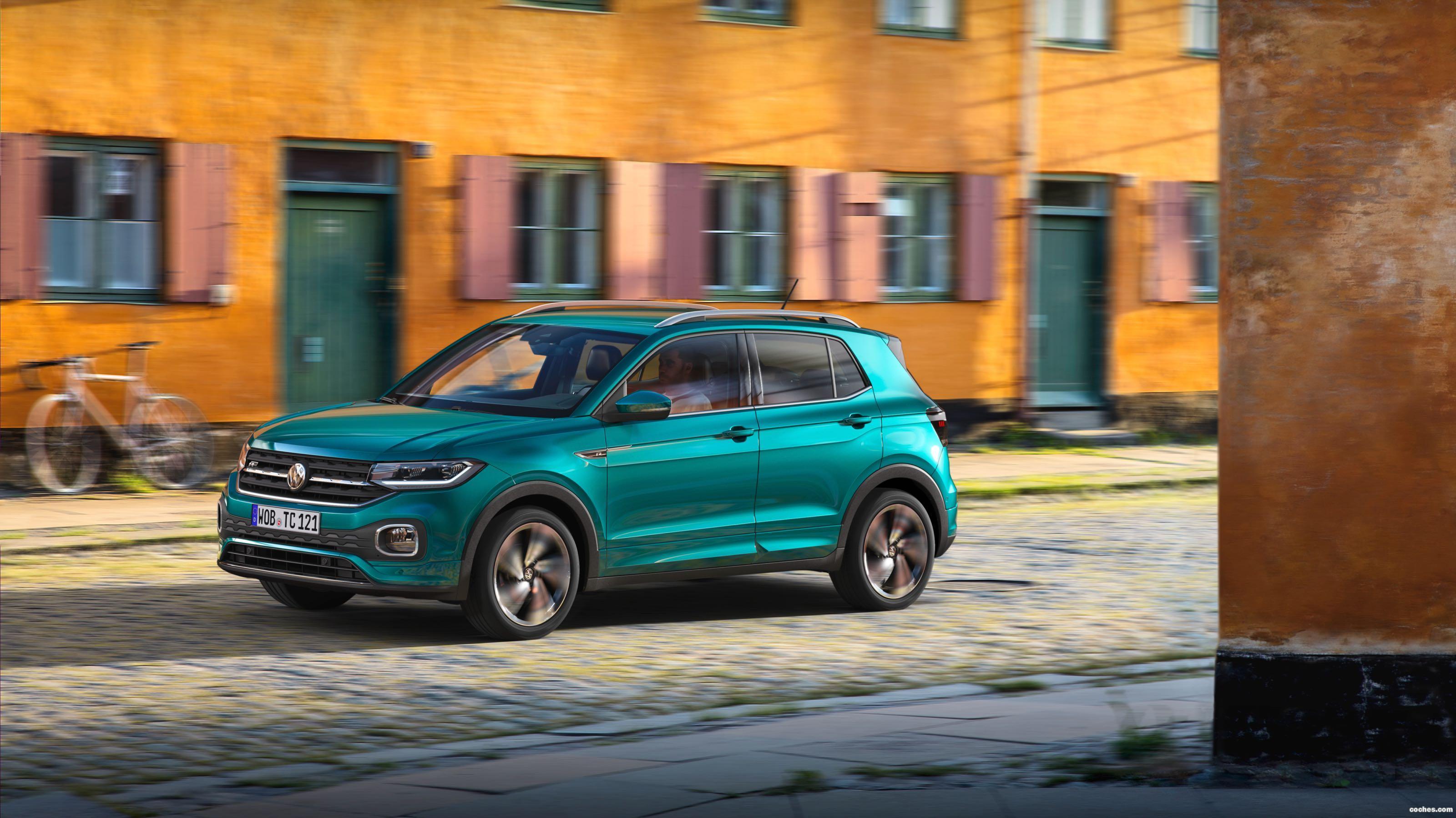 Foto 9 de Volkswagen T-Cross R-Line 2019