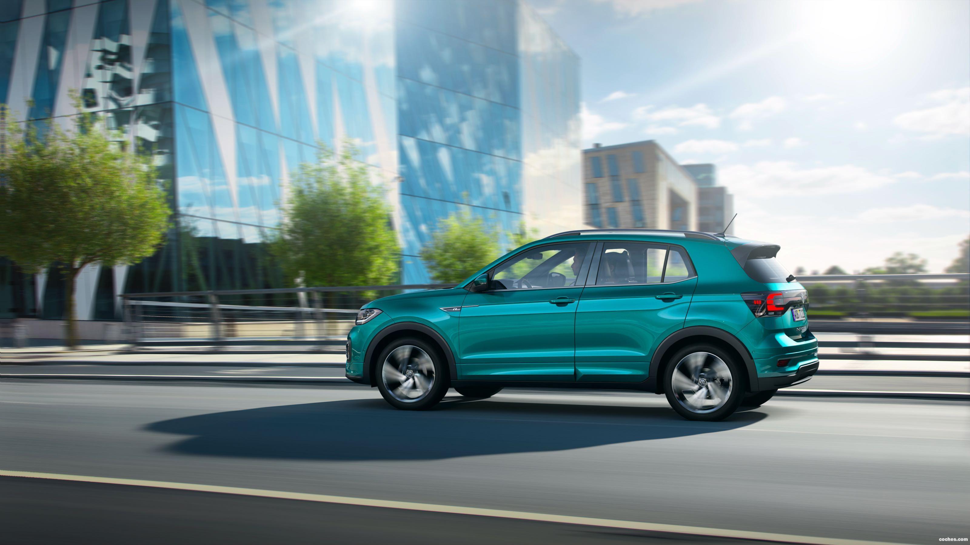 Foto 11 de Volkswagen T-Cross R-Line 2019