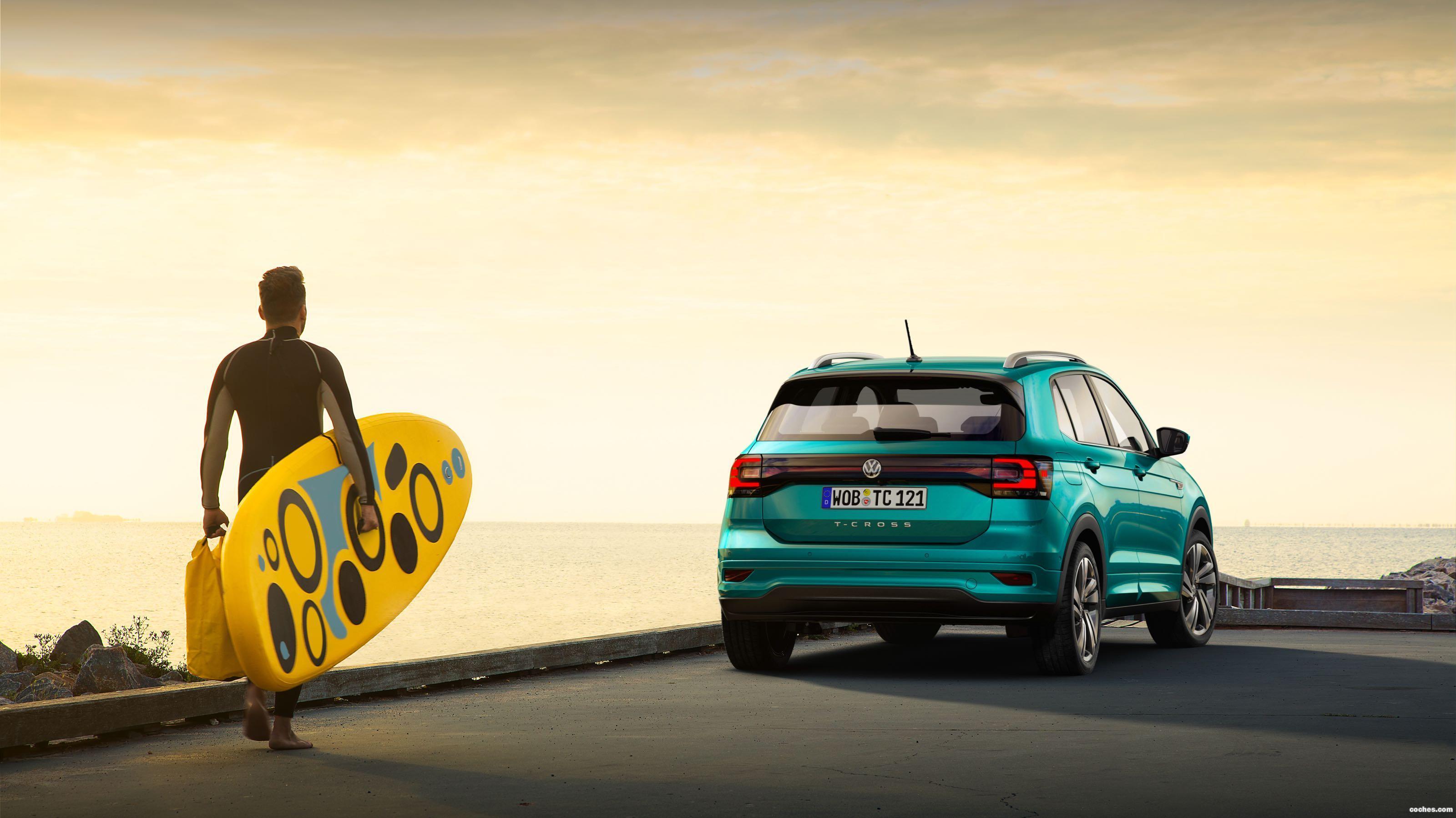 Foto 28 de Volkswagen T-Cross R-Line 2019
