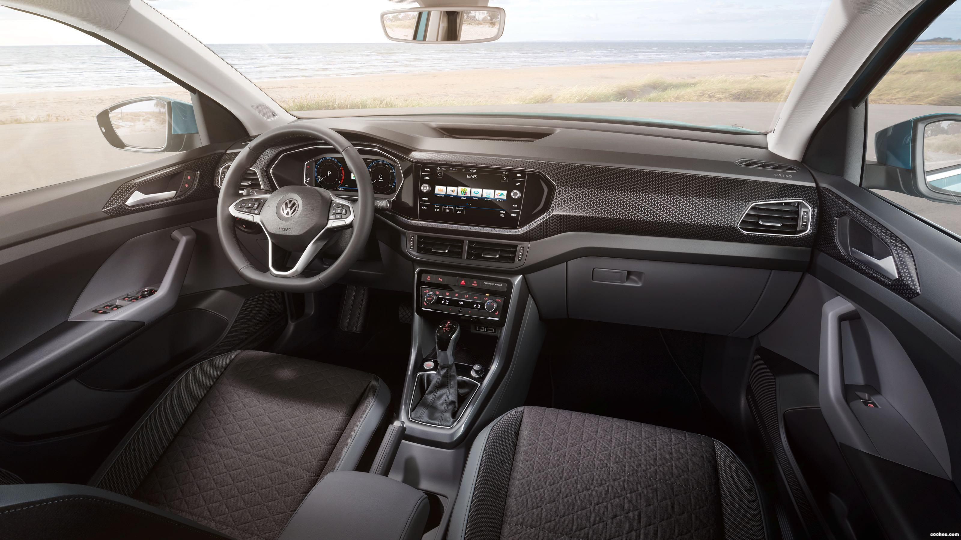 Foto 16 de Volkswagen T-Cross R-Line 2019