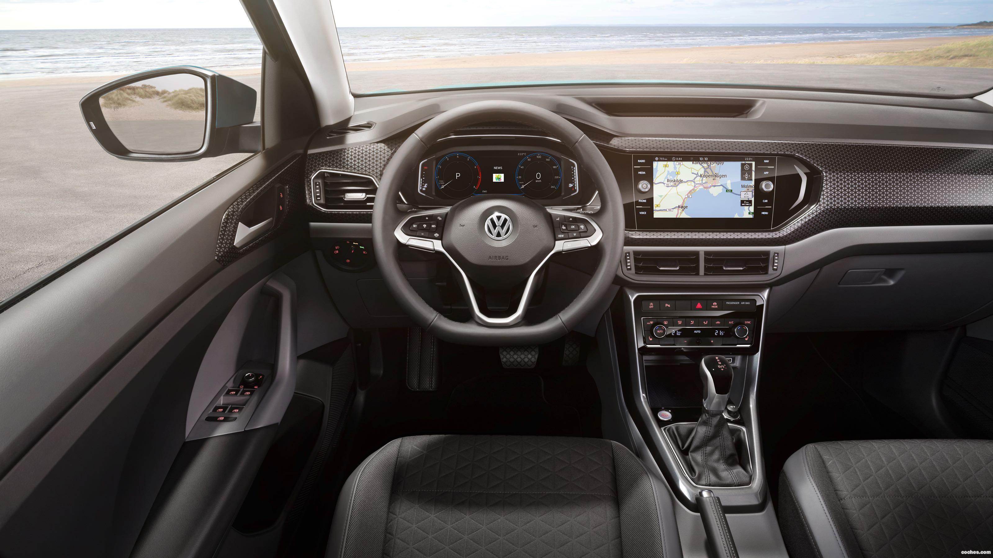 Foto 15 de Volkswagen T-Cross R-Line 2019