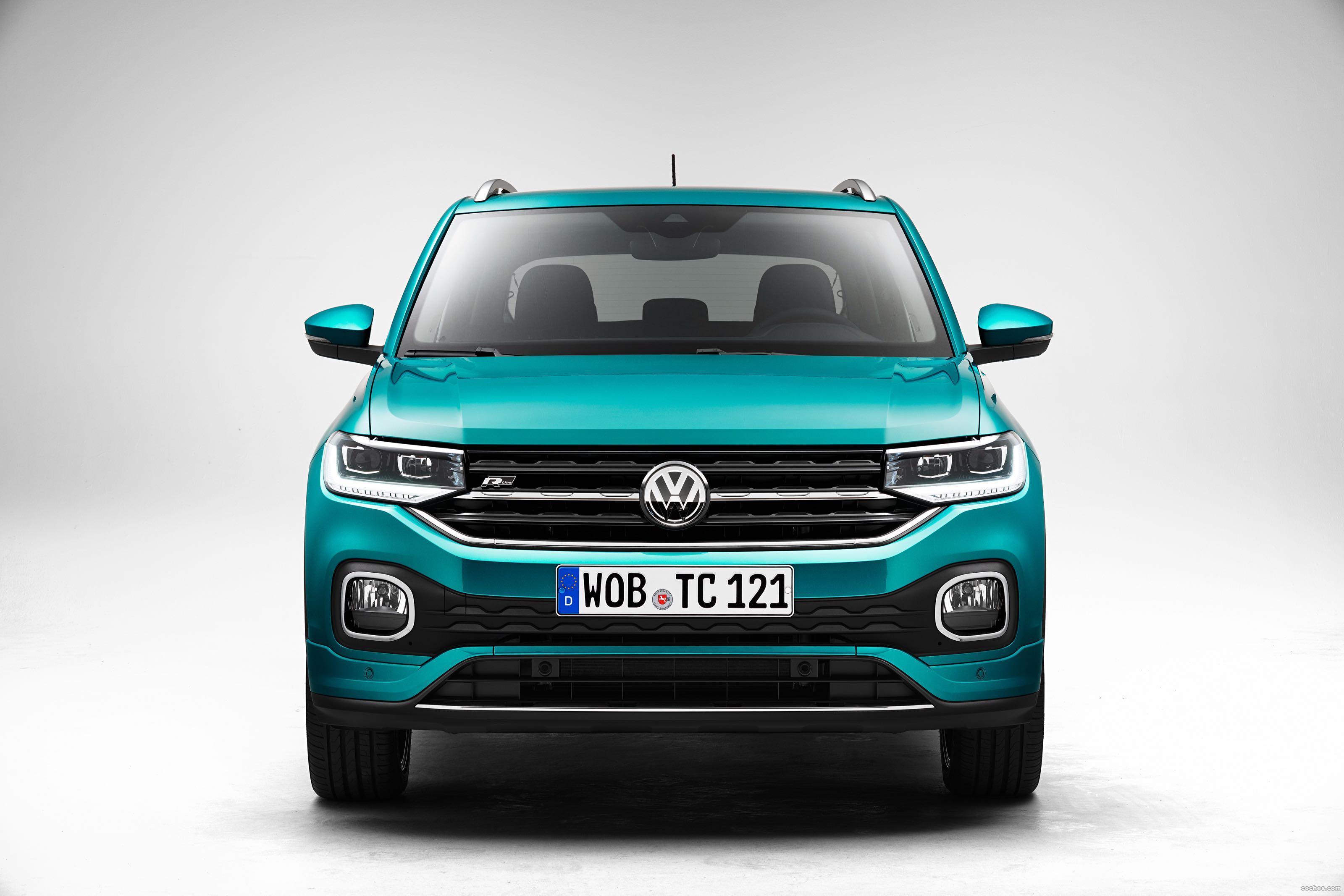 Foto 21 de Volkswagen T-Cross R-Line 2019