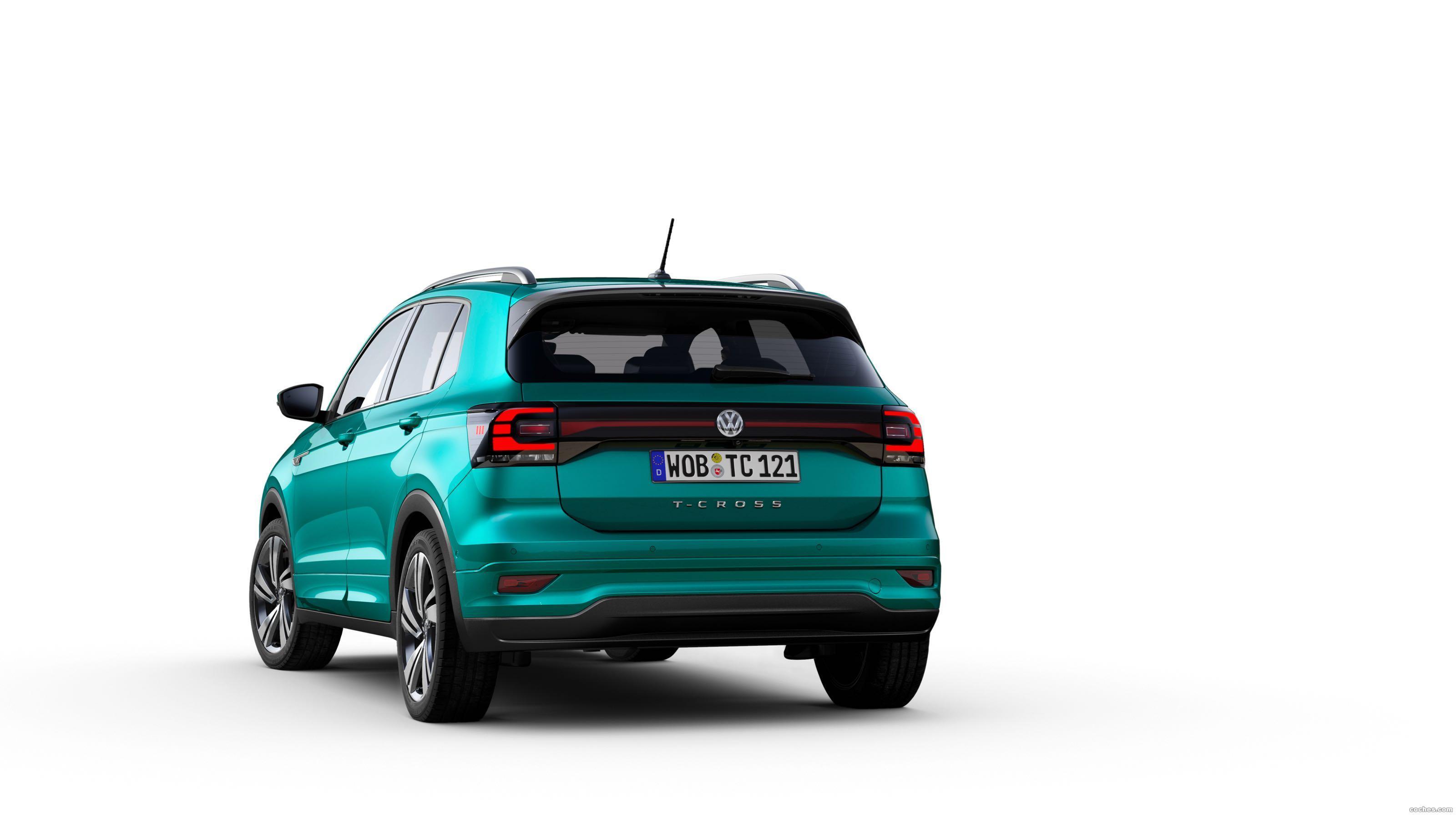 Foto 31 de Volkswagen T-Cross R-Line 2019