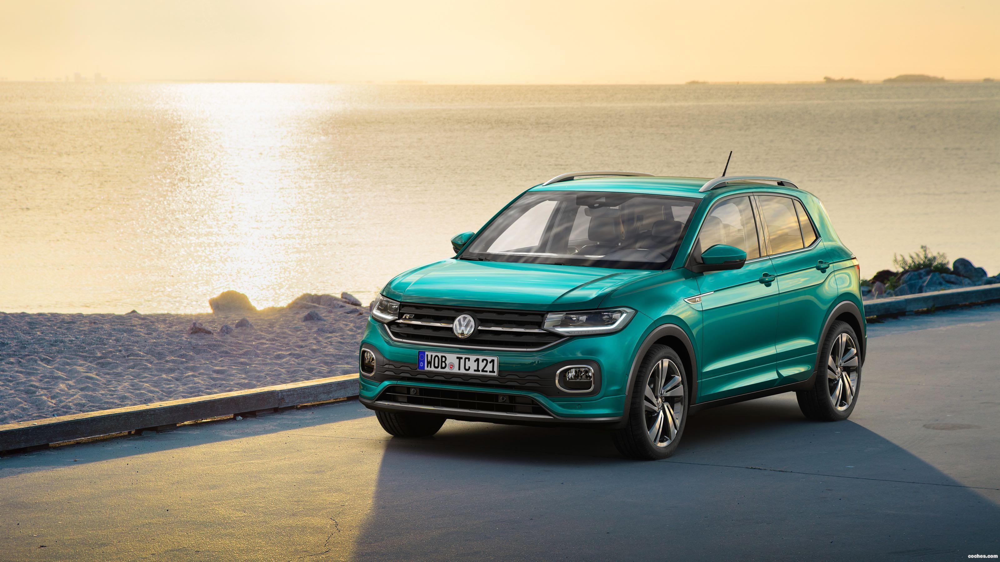 Foto 0 de Volkswagen T-Cross R-Line 2019