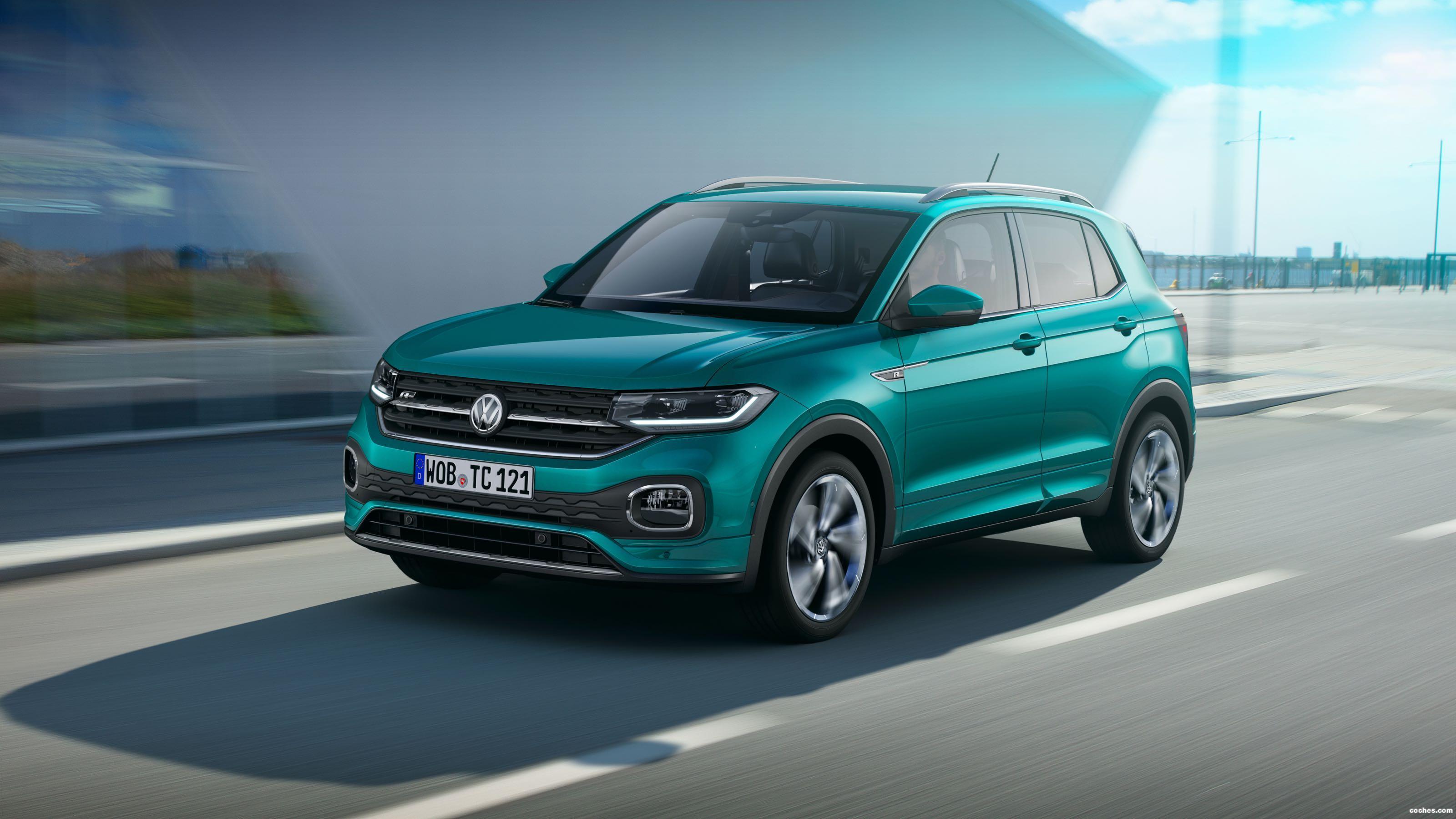 Foto 10 de Volkswagen T-Cross R-Line 2019