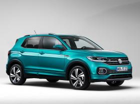 Fotos de Volkswagen T-Cross