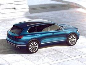 Ver foto 11 de Volkswagen T Prime GTE Concept 2016