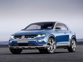Ver foto 17 de Volkswagen T-ROC Concept 2014