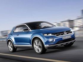 Ver foto 13 de Volkswagen T-ROC Concept 2014