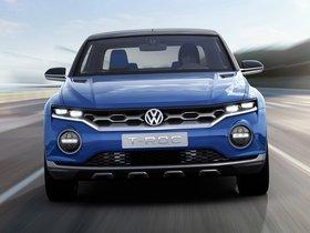 Ver foto 12 de Volkswagen T-ROC Concept 2014