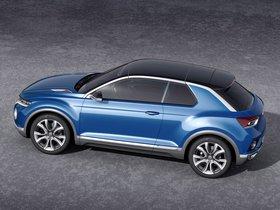 Ver foto 10 de Volkswagen T-ROC Concept 2014
