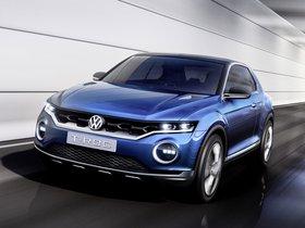 Ver foto 8 de Volkswagen T-ROC Concept 2014