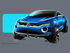 Ver foto 6 de Volkswagen T-ROC Concept 2014