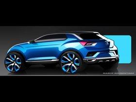 Ver foto 4 de Volkswagen T-ROC Concept 2014