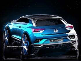 Ver foto 3 de Volkswagen T-ROC Concept 2014