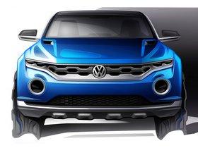 Ver foto 1 de Volkswagen T-ROC Concept 2014
