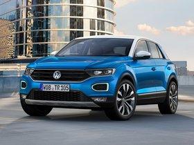 Fotos de Volkswagen T-Roc 2017