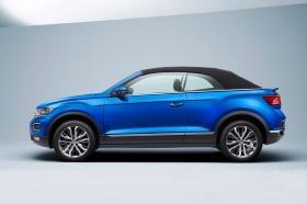 Ver foto 2 de Volkswagen T-Roc Cabrio Style 2020