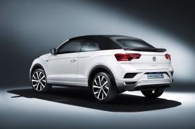 Ver foto 3 de Volkswagen T-Roc Cabrio R-Line 2020