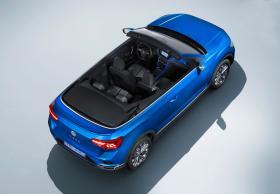 Ver foto 10 de Volkswagen T-Roc Cabrio Style 2020