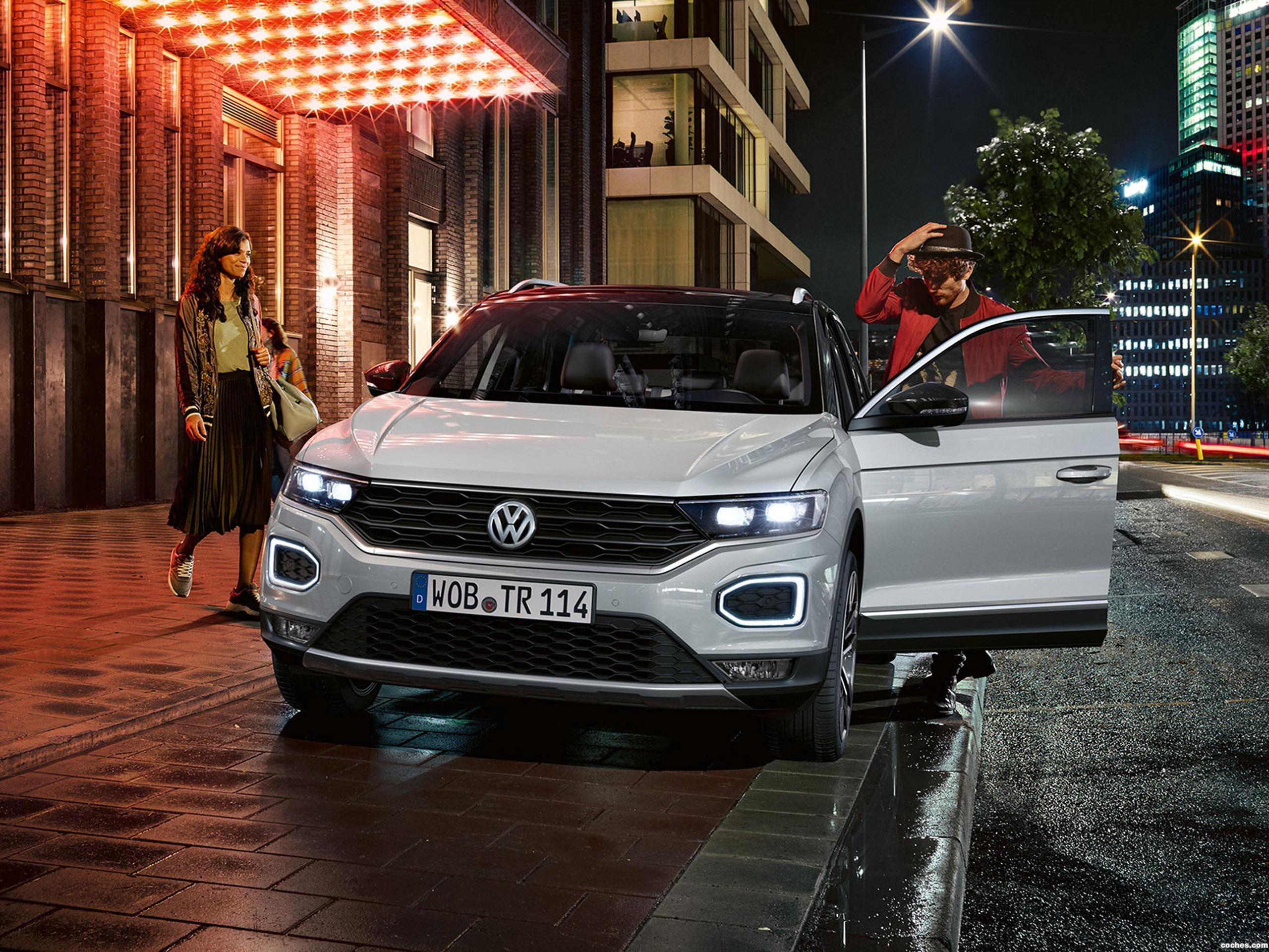 Foto 0 de Volkswagen T-Roc Edition 190 2017