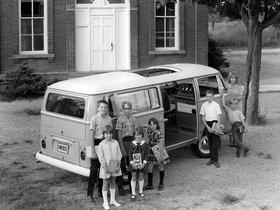 Ver foto 4 de Volkswagen Transporter T2 Bus 1967