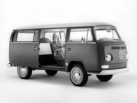 Ver foto 3 de Volkswagen Transporter T2 Bus 1967