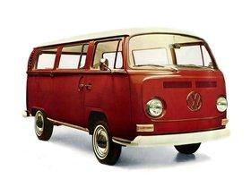 Fotos de Volkswagen Transporter T2 Bus 1967