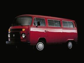Fotos de Volkswagen Transporter T2 Caravelle 1988