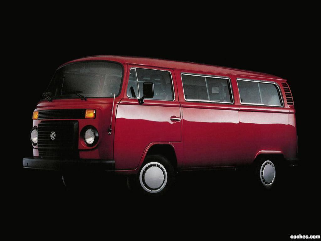 Foto 0 de Volkswagen Transporter T2 Caravelle 1988